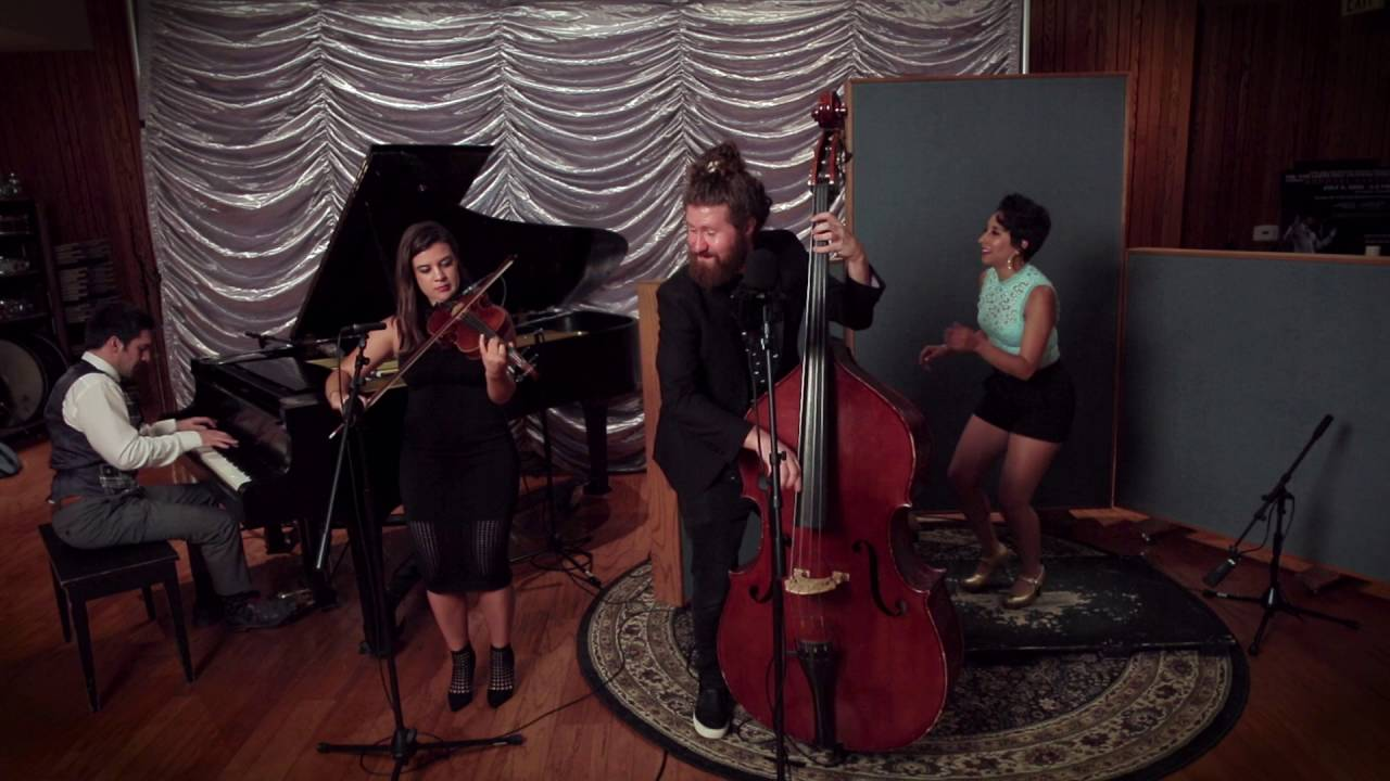 """Family Guy"" Theme Song – Postmodern Jukebox ft. Casey Abrams & Sarah Reich"