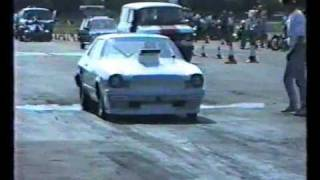 Marston United Kingdom  city photos : UK drag racing Long Marston 1987 vol 7