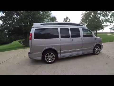 West TN 2015 Chevrolet Express 2500 Explorer Limited Custom Van SE Conversion for sale www sunsetmot