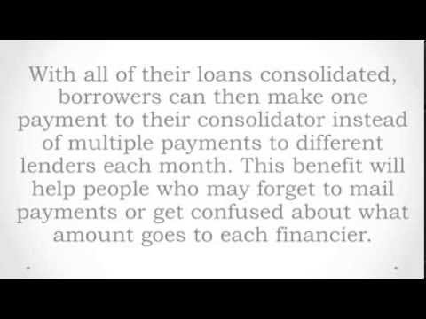 Top 3 Benefits of Consolidating Your Student Loans