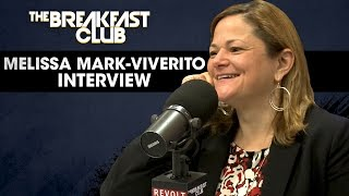 Melissa Mark-Viverito Discusses Closing Rikers Island And Criminal Justice Reform