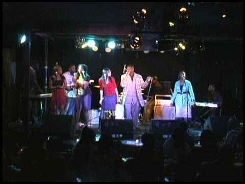 Chris O'Neal live at Gospel Groove Session 11-11-12