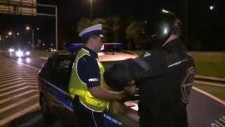 Skandaliczne zachowanie kierowców podczas kontroli – Na Drogach