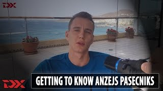 Getting to know Anzejs Pasecniks