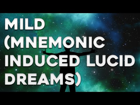 MILD Tutorial - Mnemonic Induced Lucid Dream - How to MILD