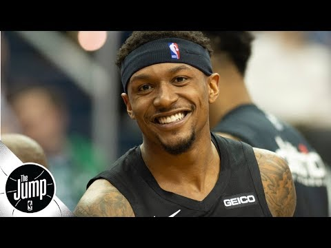 Video: Bradley Beal should decline max extension from Washington Wizards - Dave McMenamin | The Jump