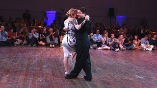 Download Lagu Tango: Noelia Hurtado y Carlitos Espinoza, 29/04/2016, Brussels Tango Festival #2/3 Mp3