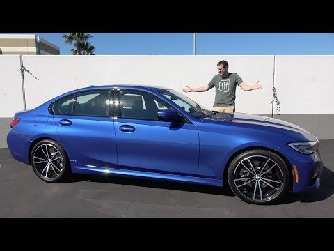 The 2019 BMW 3 Series Is the Newest Version of an Icon