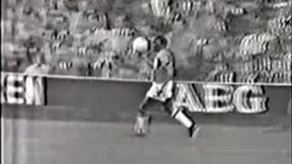 Djalmo Santos gegen Schweden (1958)