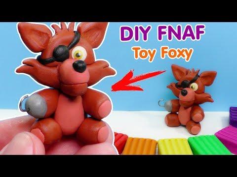 How To Draw Foxy Fnaf Kak Narisovat Foksi Klikmusik