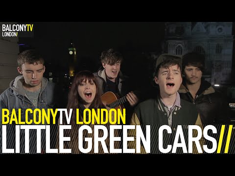 balconytv - Little Green Cars perform 'John Wayne' for BalconyTV London Subscribe to us right now at http://bit.ly/15yj4oc 'Like' us on Facebook - http://Facebook.com/ba...