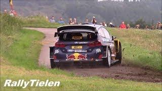 WRC ADAC Rallye Deutschland 2017 - Shakedown Eiweiler - Highlights - HD WRC 2017 Ford Fiesta WRC 2017 M-Sport...