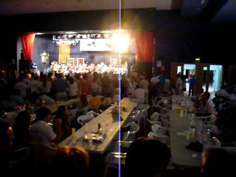 Cena de Sobaquillo 2010