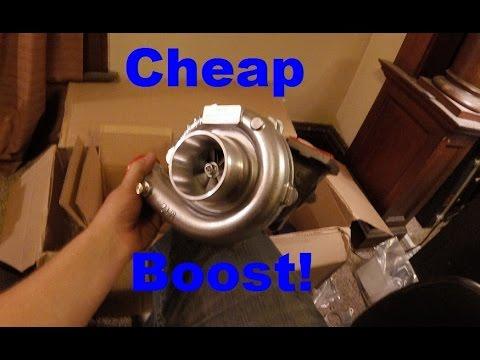 500$ eBay Turbo Kit Unboxing