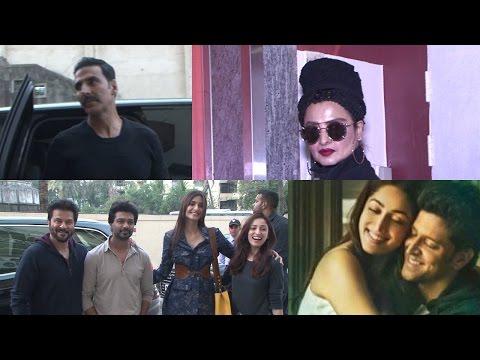 Akshay Kumar, Sonam Kapoor, Anil Kapoor Attend Special Screening Of Kaabil