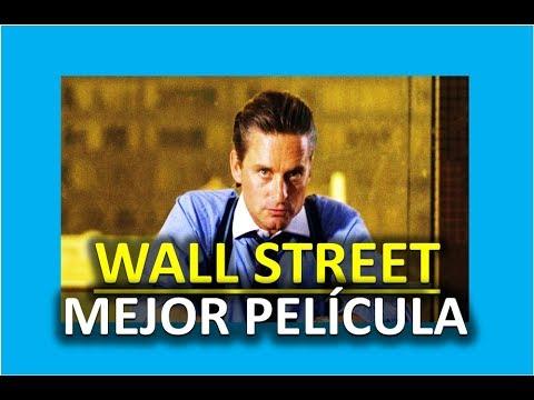 La MEJOR película de BOLSA, INVERSIONES y FINANZAS: WALL STREET de 1987 dirigida por Oliver Stone