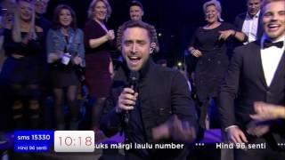 Solist: Måns Zelmerlöw