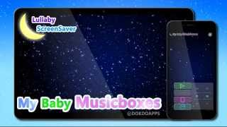 My baby Music Boxes (Lullaby) YouTube video