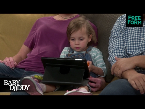 Baby Daddy | Season 6, Episode 5 Sneak Peek: Riley And Tucker Watch Emma's Favorite Show | Freeform