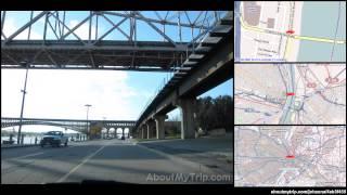 North 3rd Street (Downtown, Saint Louis, MO) to Missouri Pacific Railroad (Kosciusko) via Nea (...)