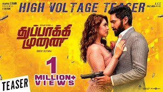 Thuppakki Munai movie songs lyrics