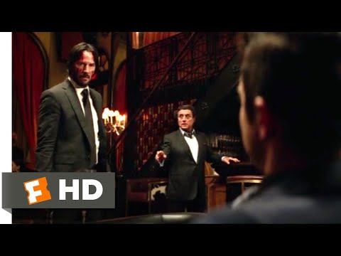 John Wick: Chapter 2 (2017) - Rule Breaker Scene (10/10) | Movieclips