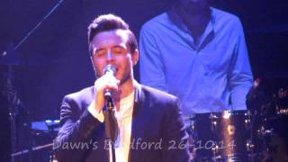 Download Lagu Shane Filan Bradford 26-10-14 All of Me Mp3