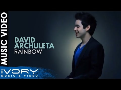 David Archuleta - Rainbow (Official Music Video)