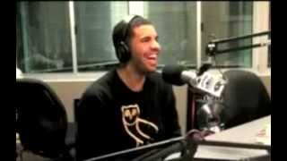 "Drake Takes shots at Chris Brown-""The woman he loves fell into my lap, i treated her with respect)"
