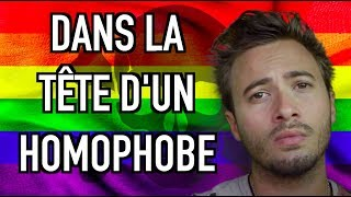 Video DANS LA TÊTE D'UN HOMOPHOBE - NINO ARIAL MP3, 3GP, MP4, WEBM, AVI, FLV September 2017