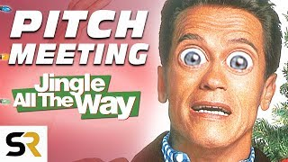 Jingle All The Way Pitch Meeting by Screen Rant