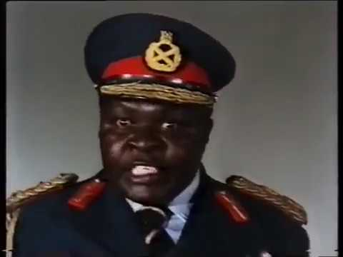 Rise And Fall Of Idi Amin ]art 10