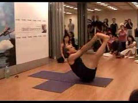 David Swenson Ashtanga Yoga