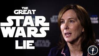 Video The Great Star Wars LIE MP3, 3GP, MP4, WEBM, AVI, FLV Maret 2019