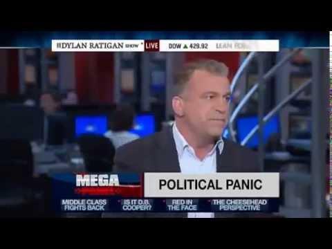 Dylan Ratigan's Epic Rant On Political Corruption