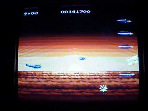 P47 Thunderbolt : The Freedom Fighter PC Engine