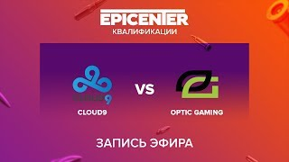 Cloud9 vs OpTic Gaming - EPICENTER 2017 AM Quals - map1 - de_inferno [sleepsomewhile, yXo]