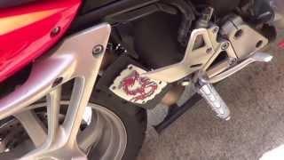 7. 05 Honda Interceptor VFR800 with ABS
