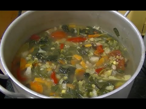 My Lose weight Fast Super Soup Diet