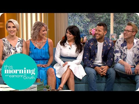 Steps Have Had to Adjust Their Choreography to Match Their Age! | This Morning (видео)