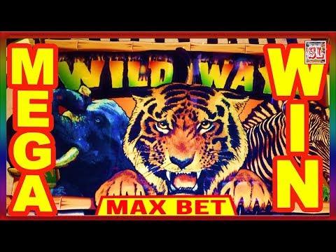 ** MEGA WIN ON WILD WAYS ** SLOT LOVER ** (видео)