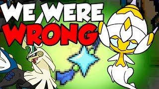 WE WERE WRONG ABOUT SHINY ODDS IN GEN 7! by Verlisify