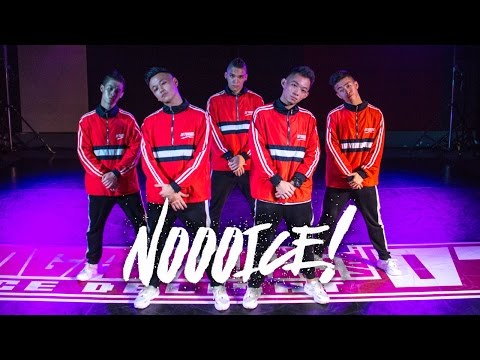 NOOOICE! | Singapore Dance Delight Vol. 7 Prelims 2017