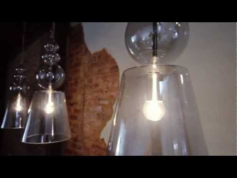 Video for Harper Polished Chrome Mini Pendant