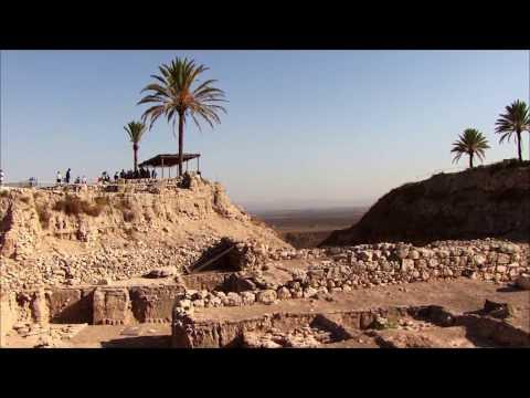 Megiddó, Izrael Éjféli Kiáltás Misszió zarándokút