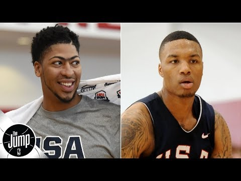 Video: Predicting the superstars who will play for Team USA in the 2020 Olympics | The Jump