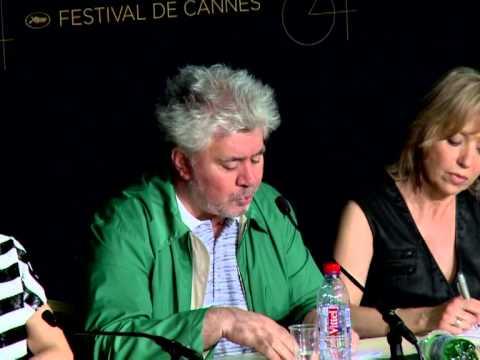 Pedro Almodóvar presenta