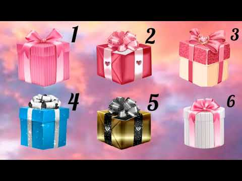 🎁 Choose your gift  🤩