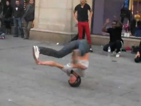 baile Barcelona - vino N2 break dance hiphop y wiki