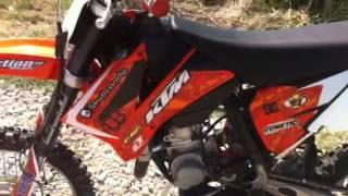 7. 2008 KTM 85 SX #038766